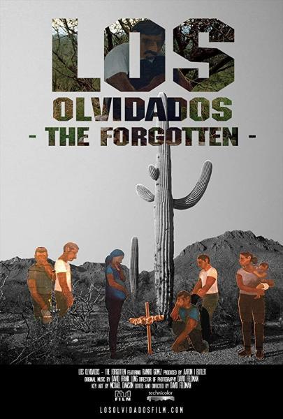 Los Olvidados logo