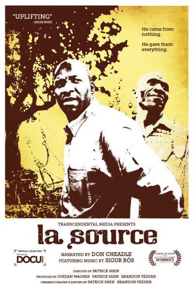 La Source logo