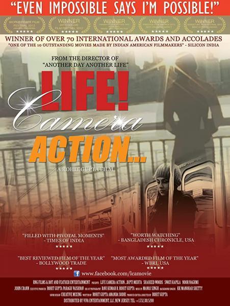 Life! Camera Action... logo