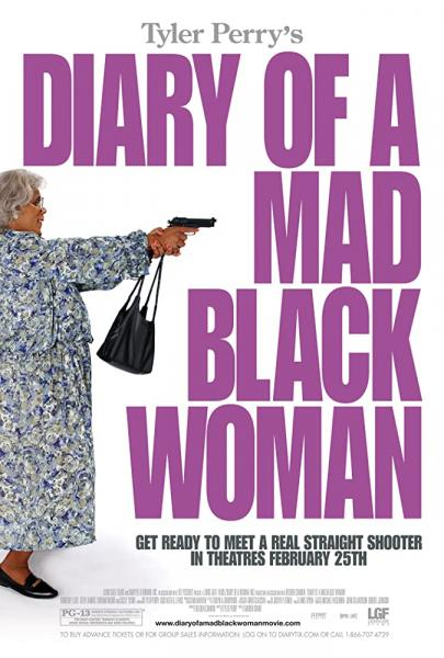Diary of a Mad Black Woman logo