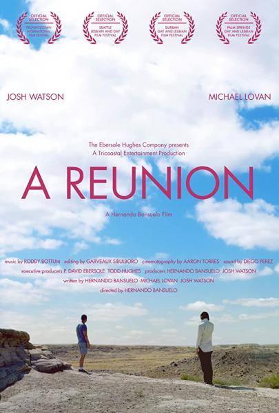 A Reunion logo