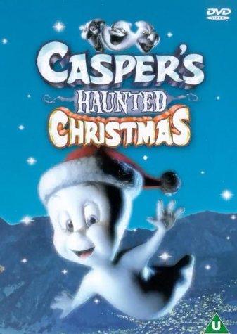 Casper's Haunted Christmas logo