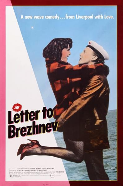 Letter to Brezhnev logo