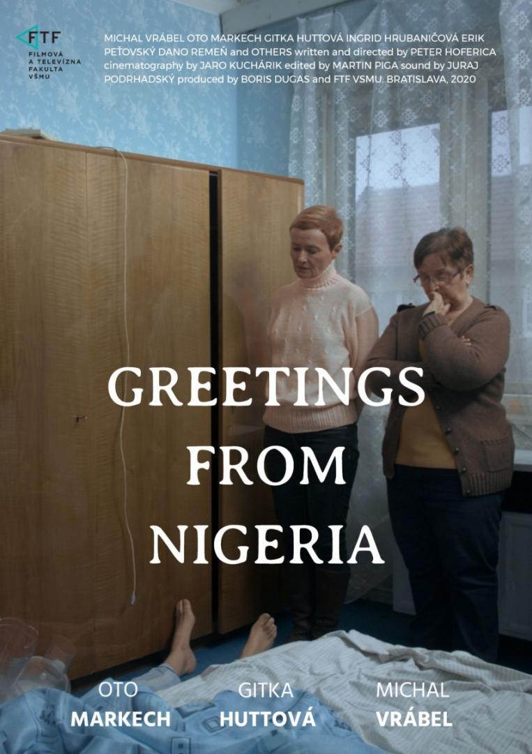Greetings from Nigeria logo