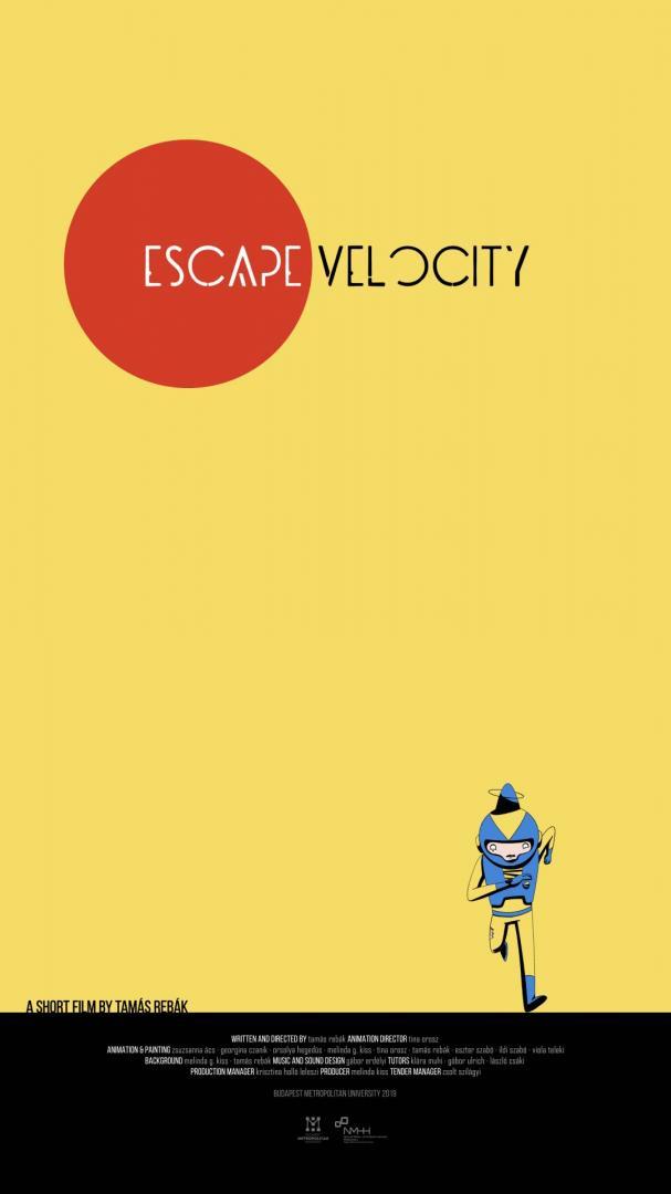 Escape velocity logo