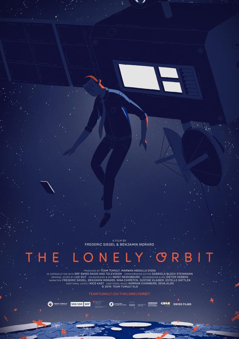 The Lonely Orbit logo