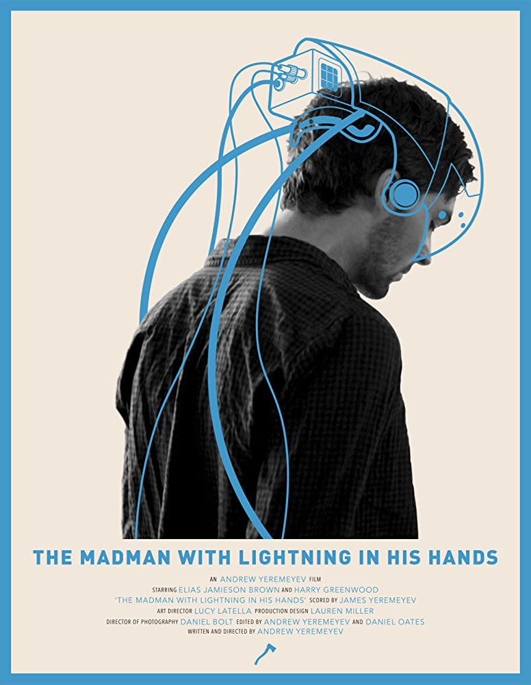 The Madman With Lightning In His Hands logo