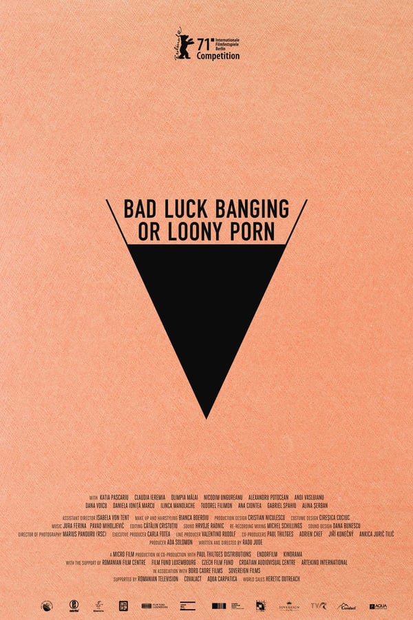 Bad Luck Banging or Loony Porn logo