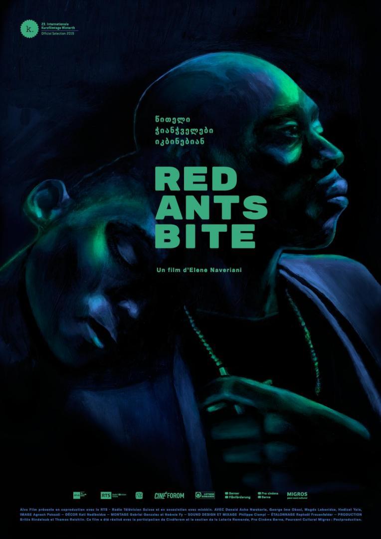 Red Ants Bite logo