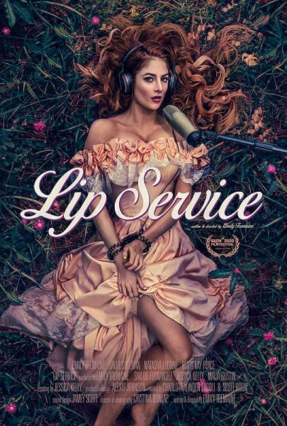 Lip Service logo