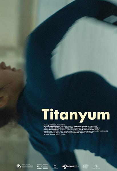 Titanyum logo