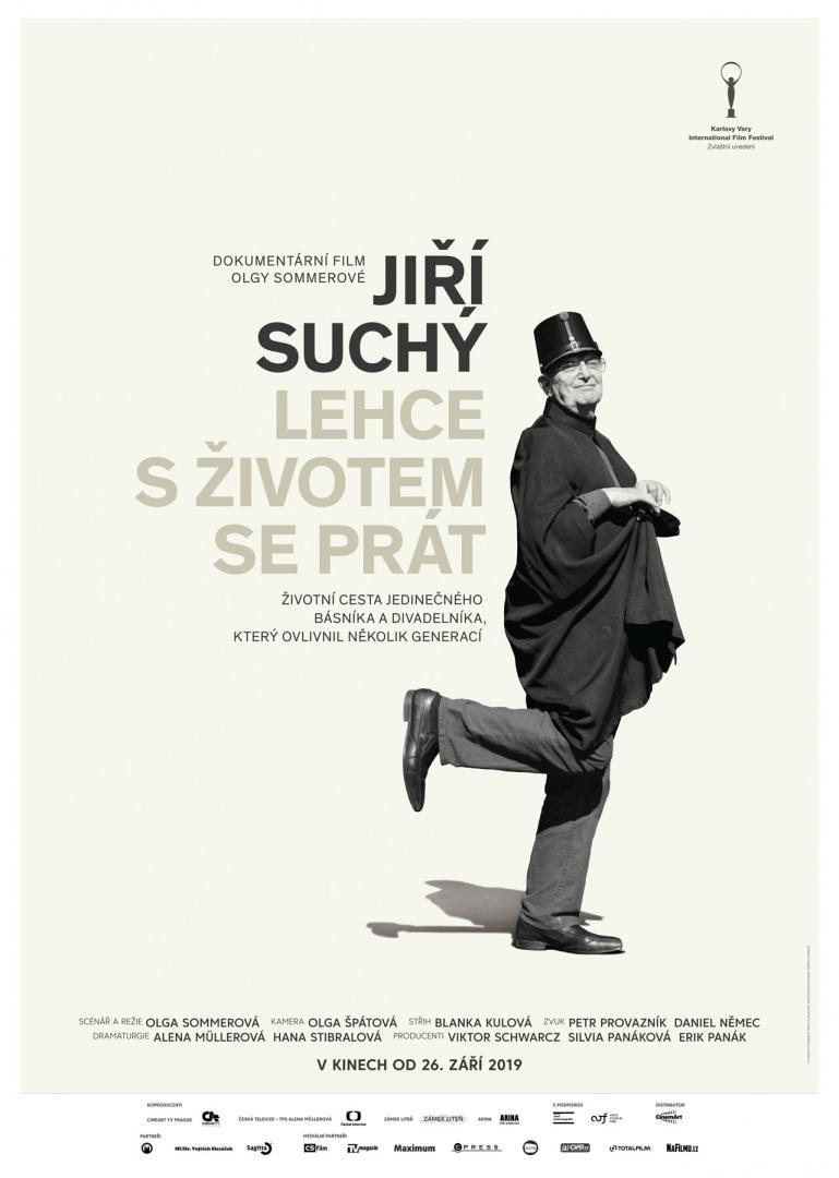 Jiri Suchy - Tackling Life with Ease logo
