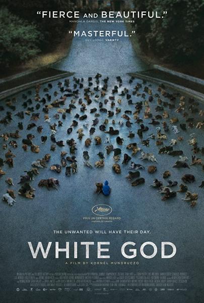 White God logo
