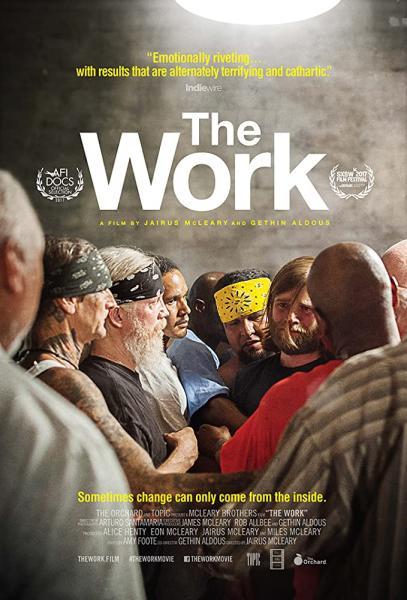The Work logo